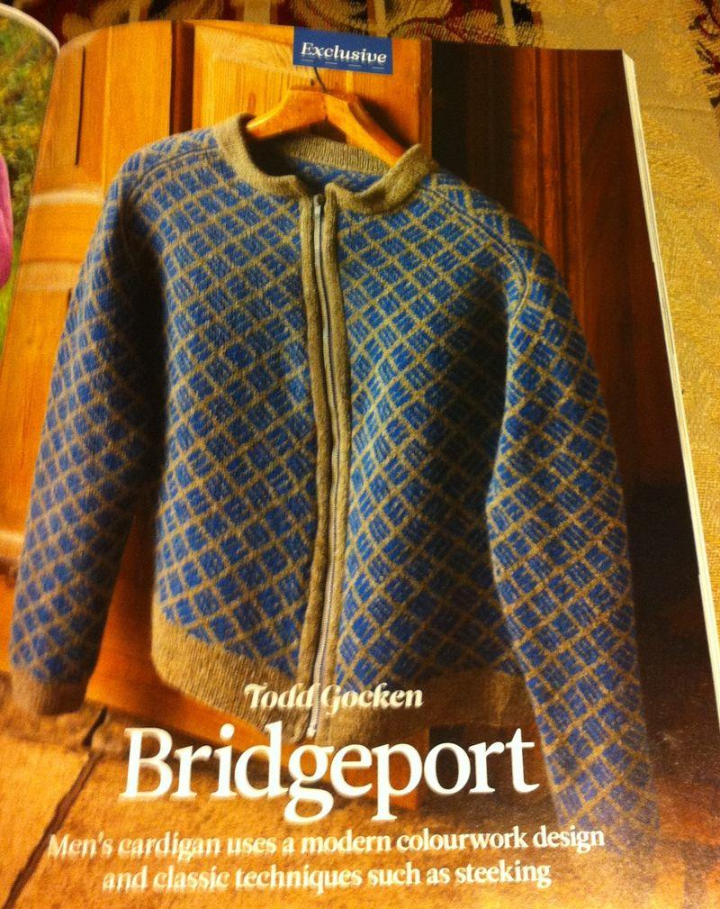 Bridgeport The Knitter Photo